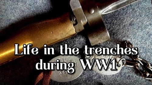 Student Blog - Life in The Trenches During WW1