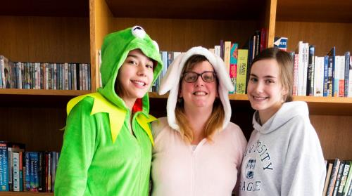 Student Leadership: Blue Monday Fundraiser to Raise Funds for POW