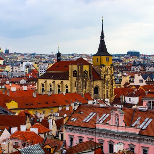 Student Blog: My highlights of the Prague trip