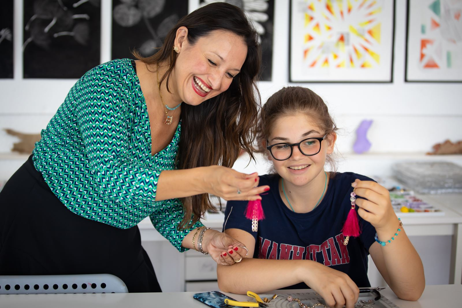 Jewellery Making Summer Camp July 2019 HIGH RES (7)