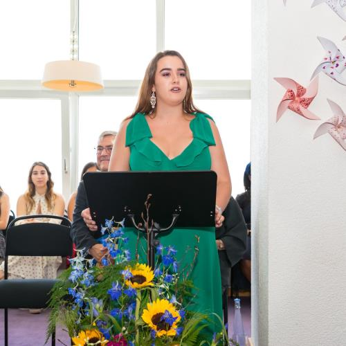 Student Blog: Survalienne Valerias Graduation Guest Speaker Speech