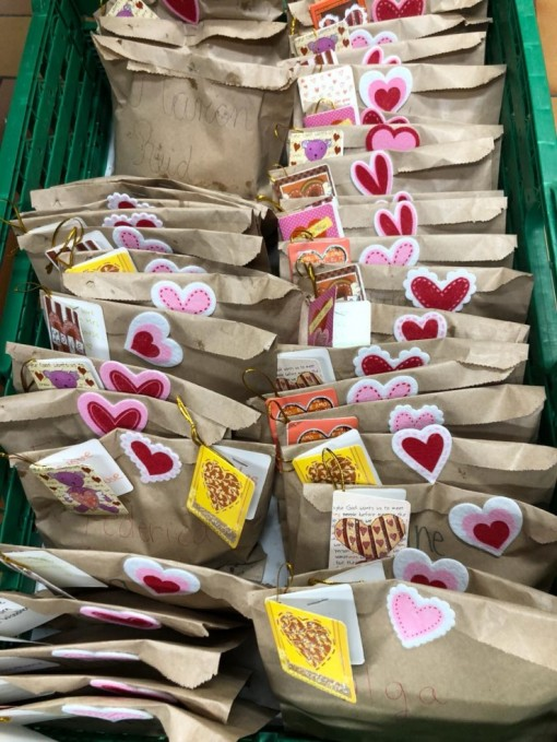 Valentine Brownies: spreading the love and raising money for Habitat for Humanity